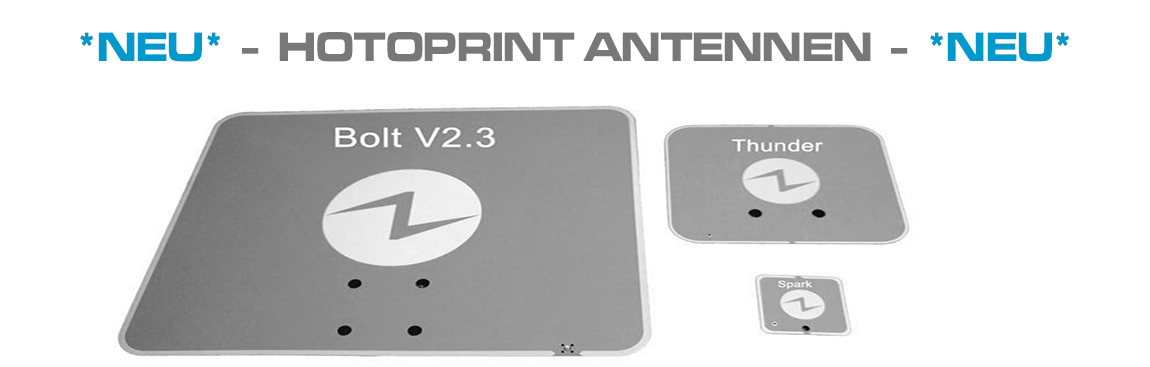 Hotoprint-Antennen
