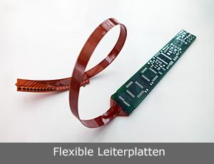 Flexible Leiterplatten