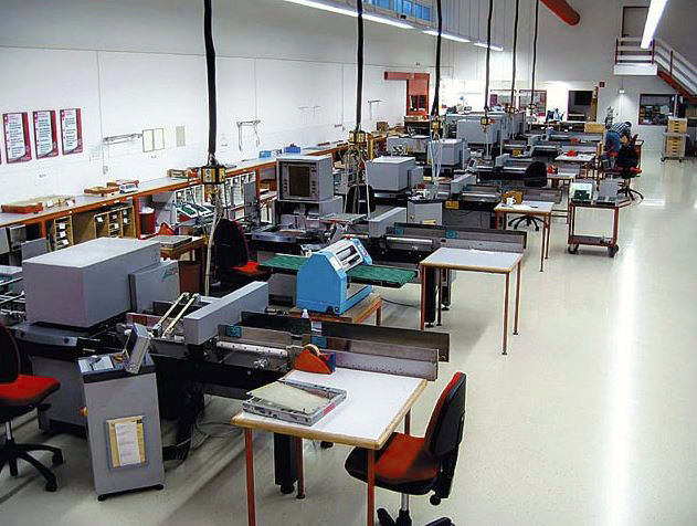Hotoprint ETZ Testzentrum