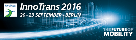 InnoTrans Berlin 2016