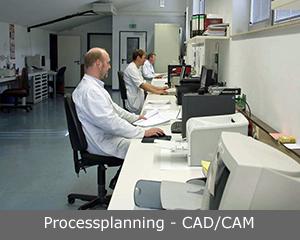 Processplanning / CAD_CAM