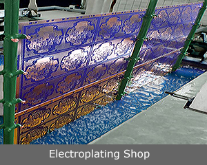 Electroplating Shop
