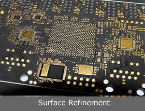 Surface Refinement