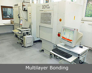 Multilayer bonding